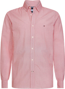 Tommy Hilfiger Mens Long Sleeve Slim Fit Shirts For Sale Online Ireland MW0MW12812