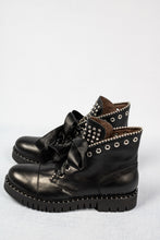 Load image into Gallery viewer, L668NNER Tara Marco Moreo Leather Ankle Boot for sale online ireland