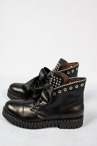 L668NNER Tara Marco Moreo Leather Ankle Boot for sale online ireland
