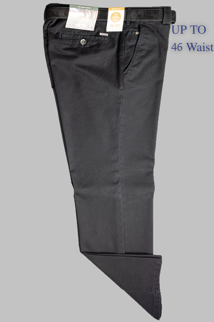 Meyer 2-5552 | Regular Roma Fit Organic Cotton Trousers
