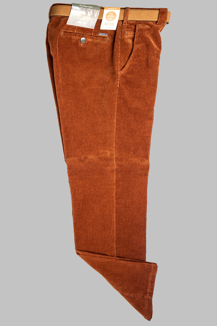 Meyer 2-3702 | Trouser Cords in Roma Fit