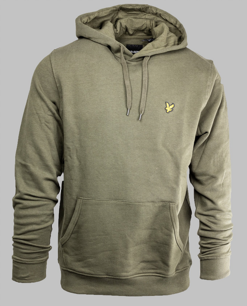 Lyle&Scott ML416VTR | Hoody With Pouch Pockets