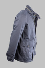 Load image into Gallery viewer, Strellson Court 10007928 401 Navy Jacket with Quilted Insert for sale online ireland