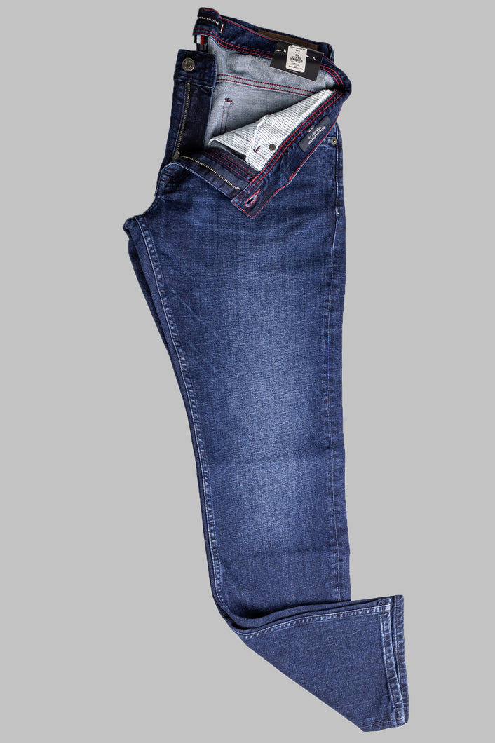 Tommy Hilfiger MW0MW12556 1C1 Bridger Indigo Denton Straight Fit Men's Jeans for sale online ireland
