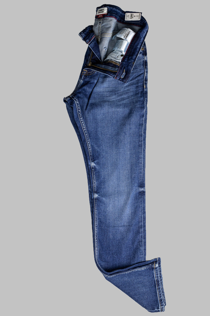 Tommy Jeans DM0DM08243 1A5 Blue Slim Scanton Men's Jeans for sale online ireland