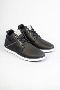 Tommy Bowe Tierney Blue Casual Men's Boot for sale online ireland