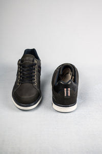 Tommy Bowe Wren | Casual Shoe with Side Detailing