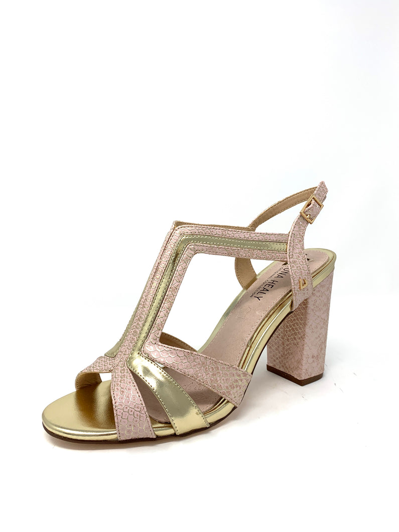 Girls Lie Too | Una Healy Block Heel Sandals Shop online ireland