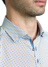Load image into Gallery viewer, Andre A2 Como Taupe Men's Shirt for sale online Ireland