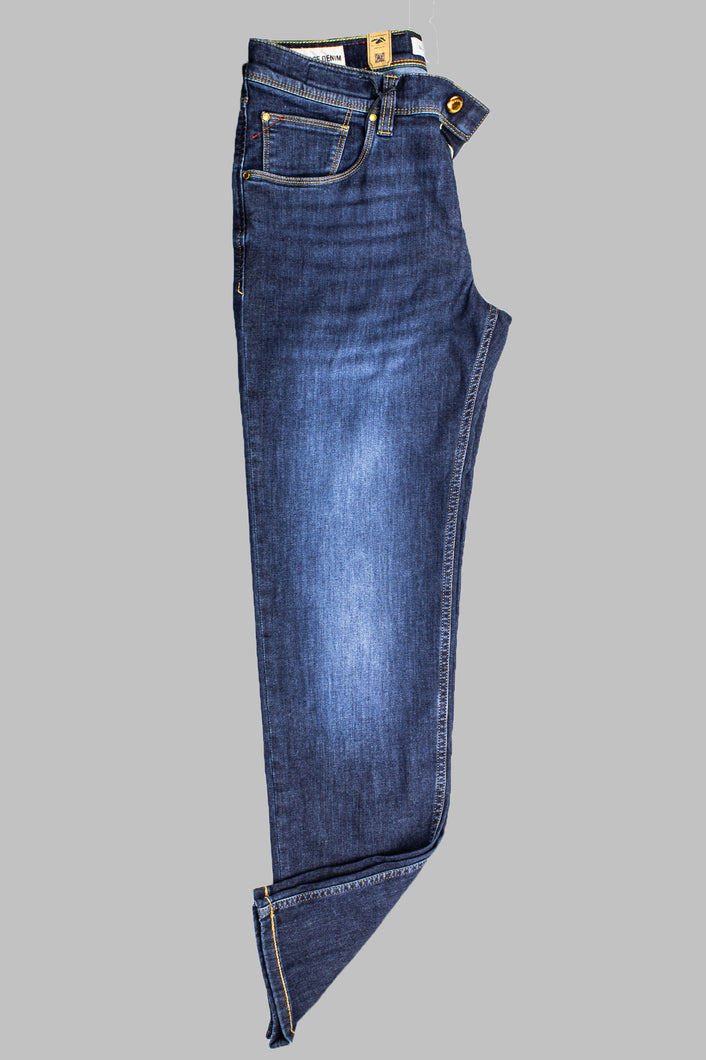 Bugatti Mens Slim Tapered Fit Blue Jeans 3108d 76696 382 for sale online Ireland