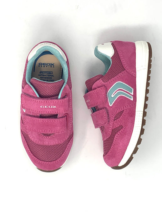 Alben Baby Girl Pink Trainers