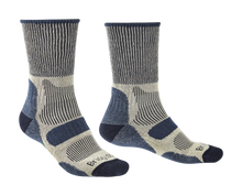 Load image into Gallery viewer, 710510| Bridgedale Socks Blue farming & hiking for sale online ireland