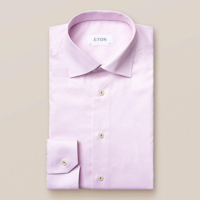 100001050 Eton Mens Shirt in pink 51 for sal online ireland