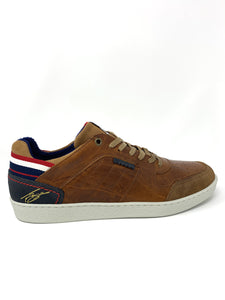 Elsom Trainers with Tape Detailing