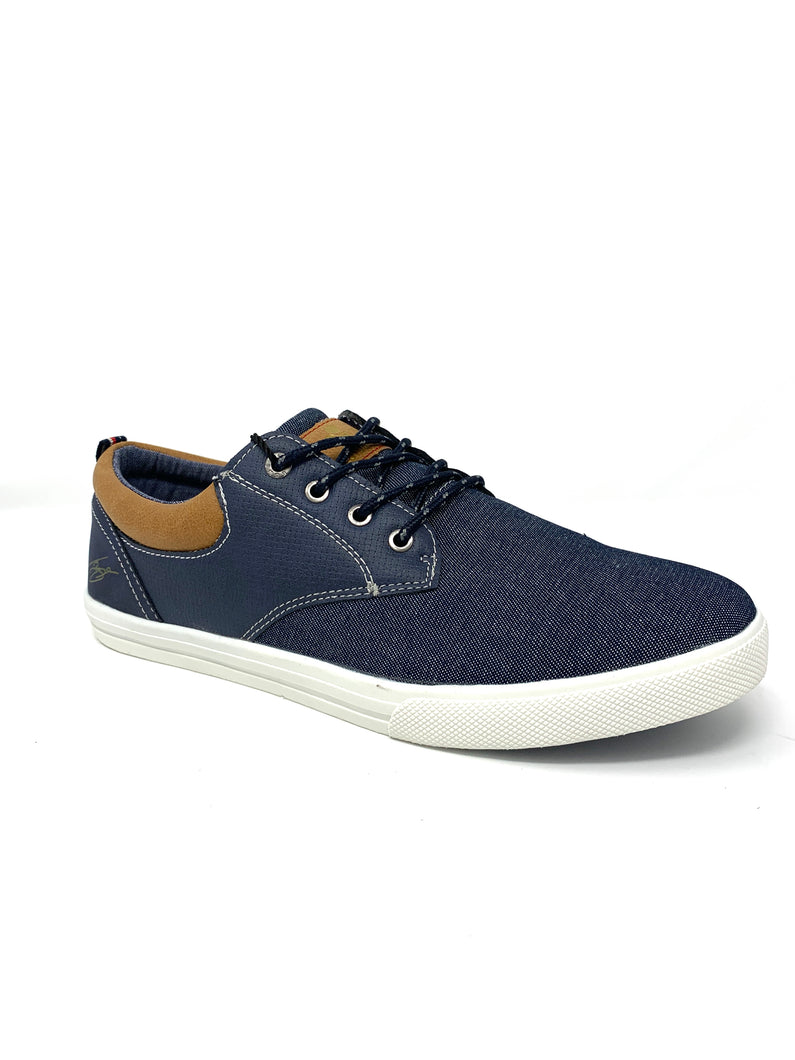 Graffikin Denim Mix Trainers