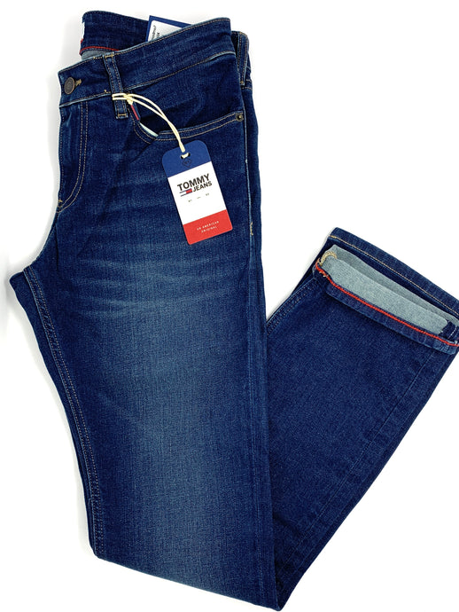 Tommy Hilfiger Scanton Slim Stretch Designer Men's Jeans For Sale Online in Ireland DMODMO7604