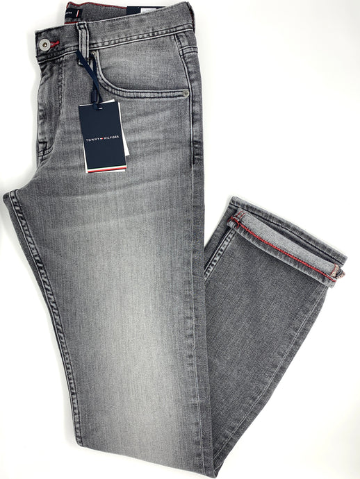 Tommy Hilfiger Bleecker Slim Stretch Designer Jeans For Sale Online in Ireland