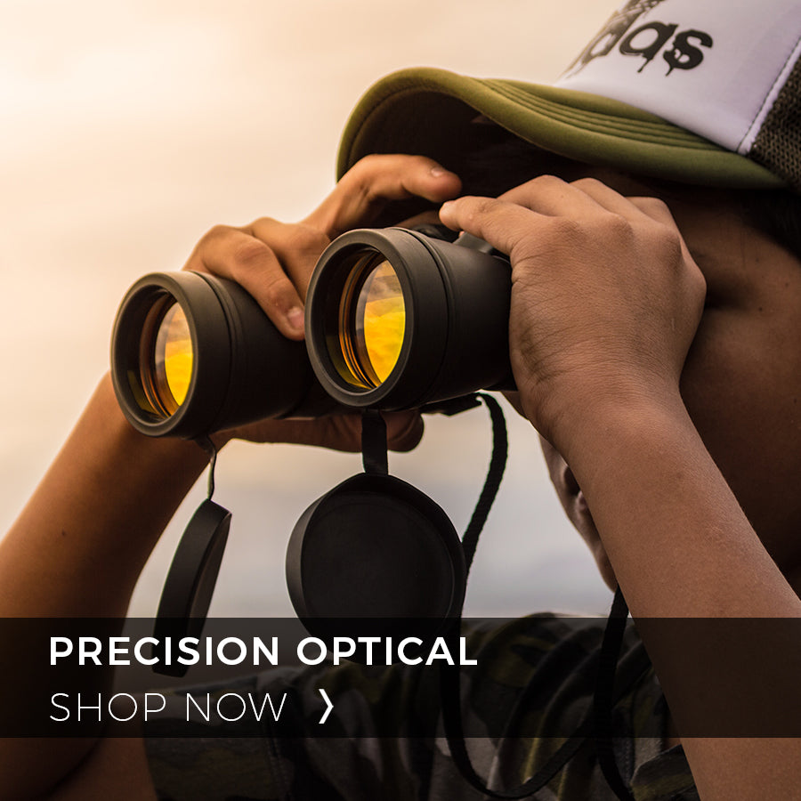 Precision Audio Shop Now Precision Optical