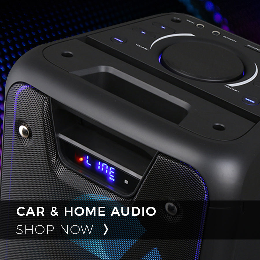 Precision Audio Shop Now Home & Car Audio