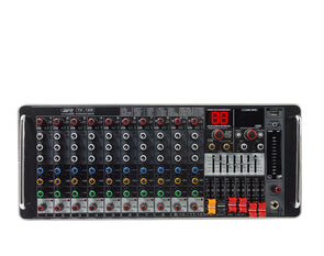 12 Channel Mixer Dual Band Bluetooth with USB TX12