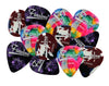 Guitar Picks Assorted 12pk