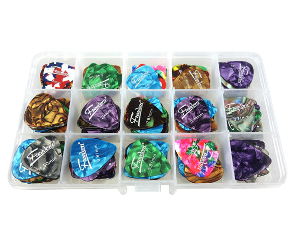 Guitar Picks Assorted 180pk