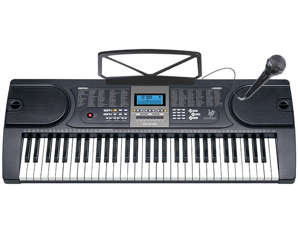 61 Key Electronic Keyboard