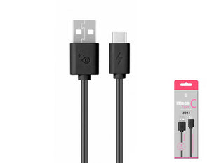 USB-C to USB Charge and Data Cable 1m