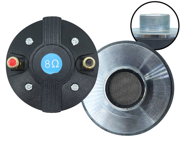 8cm Screw on Spring Clip Titanium Tweeter for Speaker S389