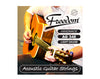 5 Pack Acoustic Guitar Strings - Light Gauge AG348