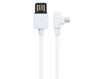 Micro-USB to USB Right Angle 90 Degree Cable B3580