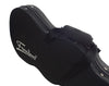Formed Bass Guitar Case Hard Padded 116cm Straps FCB01