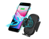 Wireless Car Smart Phone Charger Cradle Holder 5V 2.4A C9