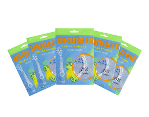 5 Pack Ukulele Strings