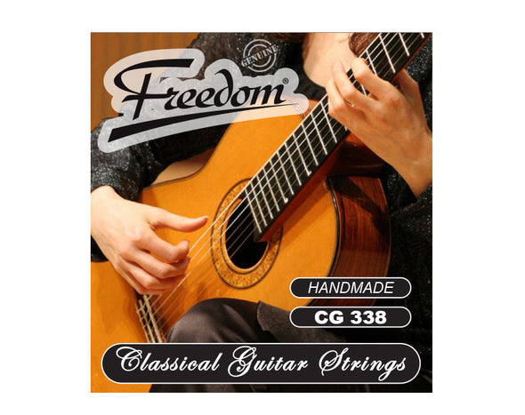 5 Pack Classical Guitar Strings CG338