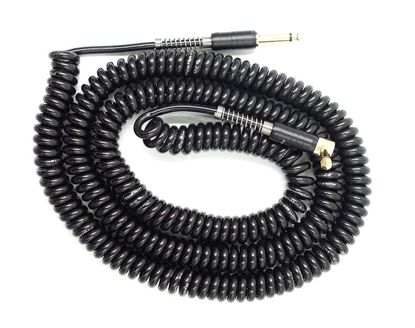 "1/4"" To 1/4"" 6.35mm Deluxe Coil Guitar Lead GLEADC5 5m"