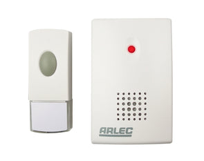 Arlec Portable Wireless Door Chime
