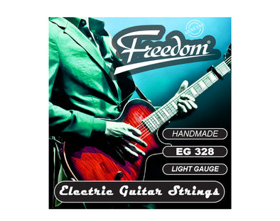 Electric Guitar Strings - Light Gauge