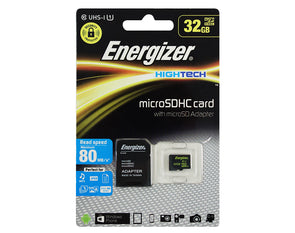 Energizer 32GB SD Card