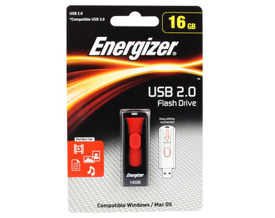 Energizer 16GB Flash Drive