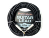 "5 Pack 1/4"" To 1/4"" 6.35mm Studio Stage Guitar Lead 10m GLEAD10"