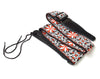 Guitar Strap Multi Jacquard Design Electric Acoustic Buckle GSTRAP3-MULTJACQ