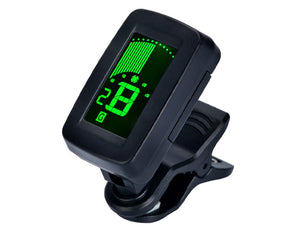 Chromatic Mini Clip-On Digital Guitar Tuner GT10