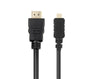 HDMI to Micro-HDMI Cable 1.5m 30AWG