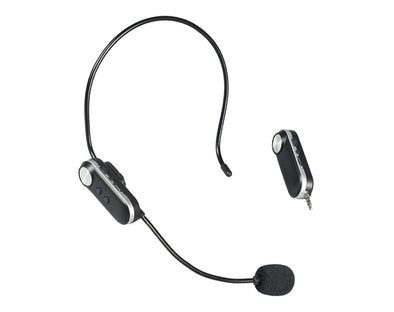 Wireless UHF Headset