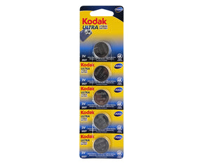 Kodak CR2032 5 Pack