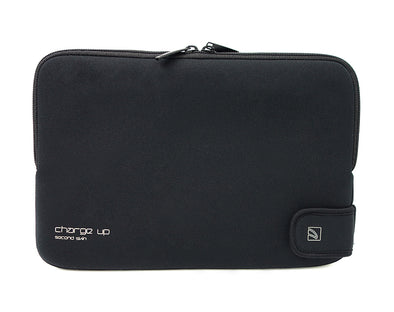 "Tucano 12"" Laptop Computer Case with Charging Pocket Neoprene"