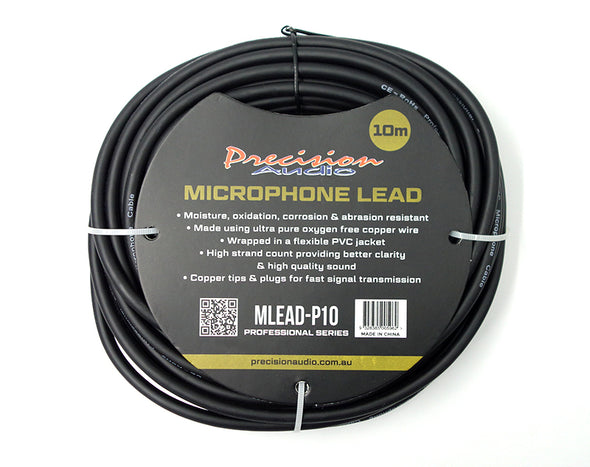 Microphone Lead 10m