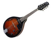 Freedom Acoustic-Electric 8 String Mandolin MT30 Cherry Red