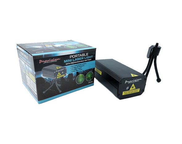 Portable Multi Pattern Laser Light